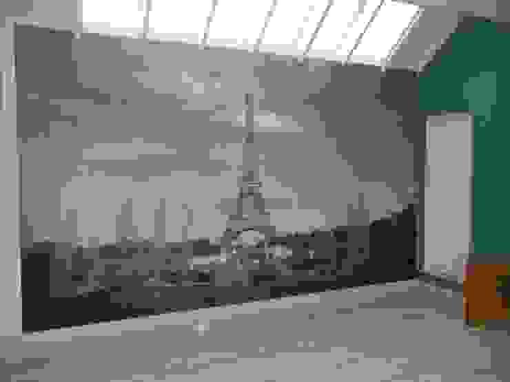 Casa en San Isidro reforma interior Livings modernos: Ideas, imágenes y decoración de Fainzilber Arqts. Moderno