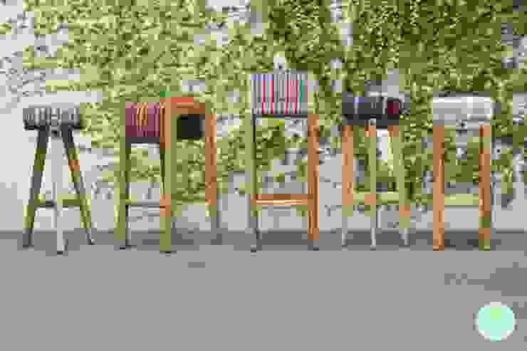 Sillas, taburetes y sillones de Pia Janzen Moderno