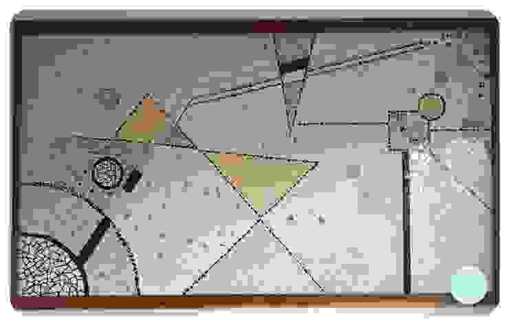 Cómodas, mesitas de luz y percheros de Pia Janzen Moderno