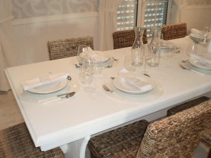 Sala de Jantar por Isabel Pires de Lima - Interior Design