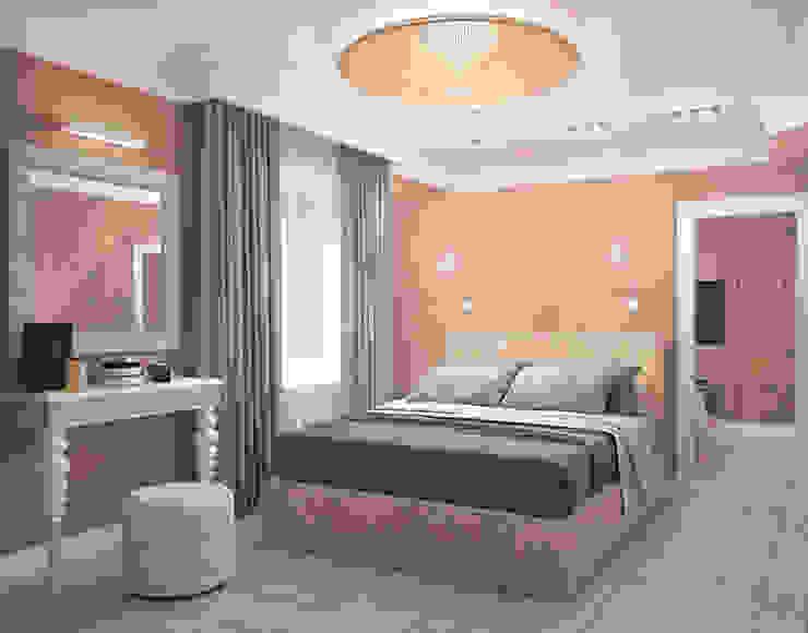 클래식스타일 침실 by Виталия Бабаева и Дарья Дикая 클래식