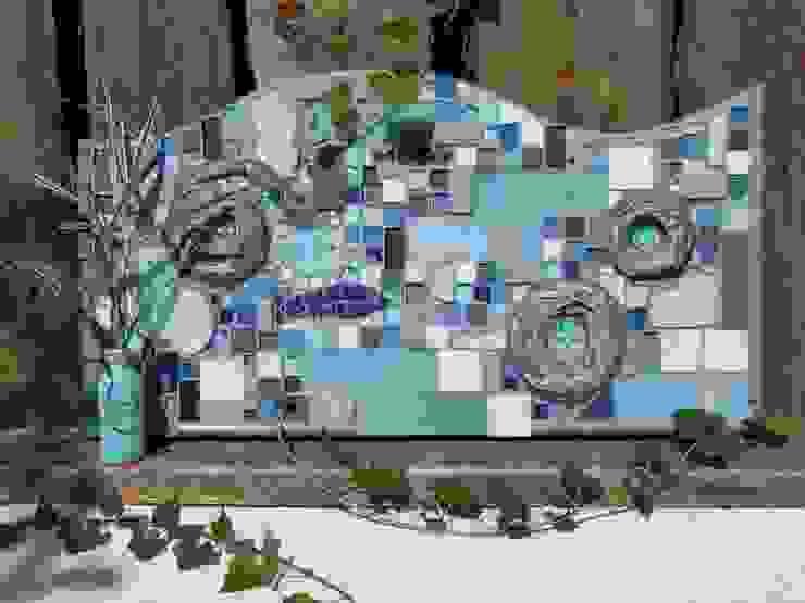 Mosaikbild Wassergedanken von homify Mediterran Glas