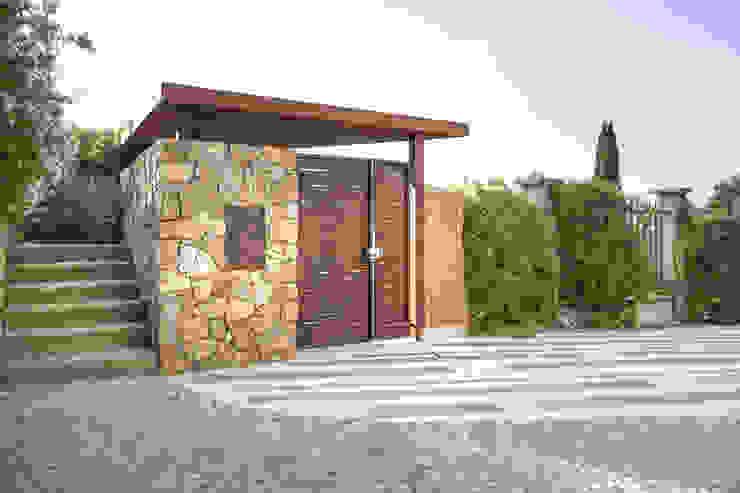 Casas de estilo  por Giuseppe Lunardini Architetto del Paesaggio, Mediterráneo