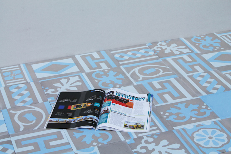 Modern Walls and Floors by Romano pavimenti Modern Tiles