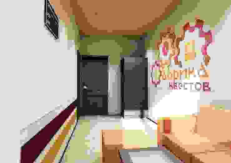 комната ожидания от Мастерская Дизайна