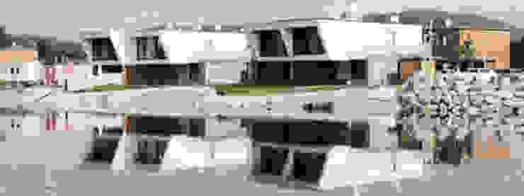 Projekty,  Domy zaprojektowane przez grmw, Nowoczesny