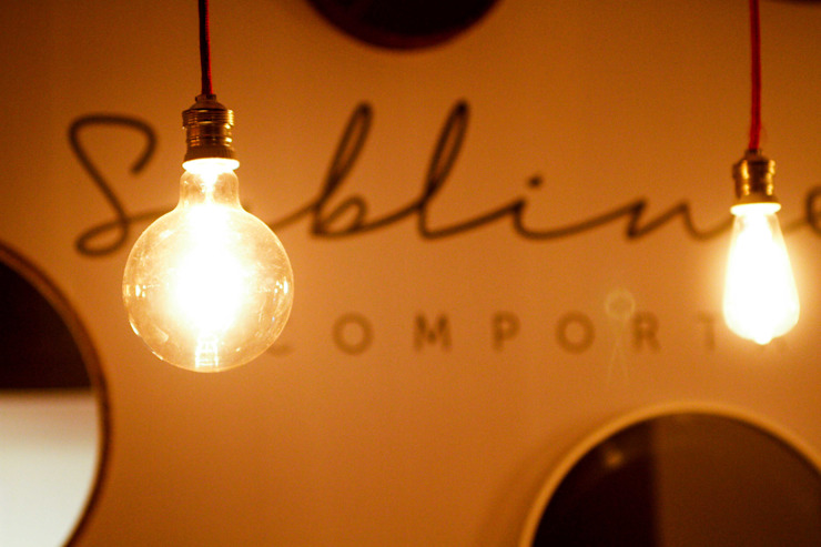 Oldschool Light Bulbs por Light & Store Campestre