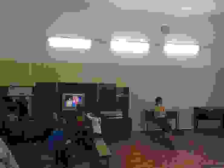 Фото комнаты до ремонта от Мастерская Дизайна
