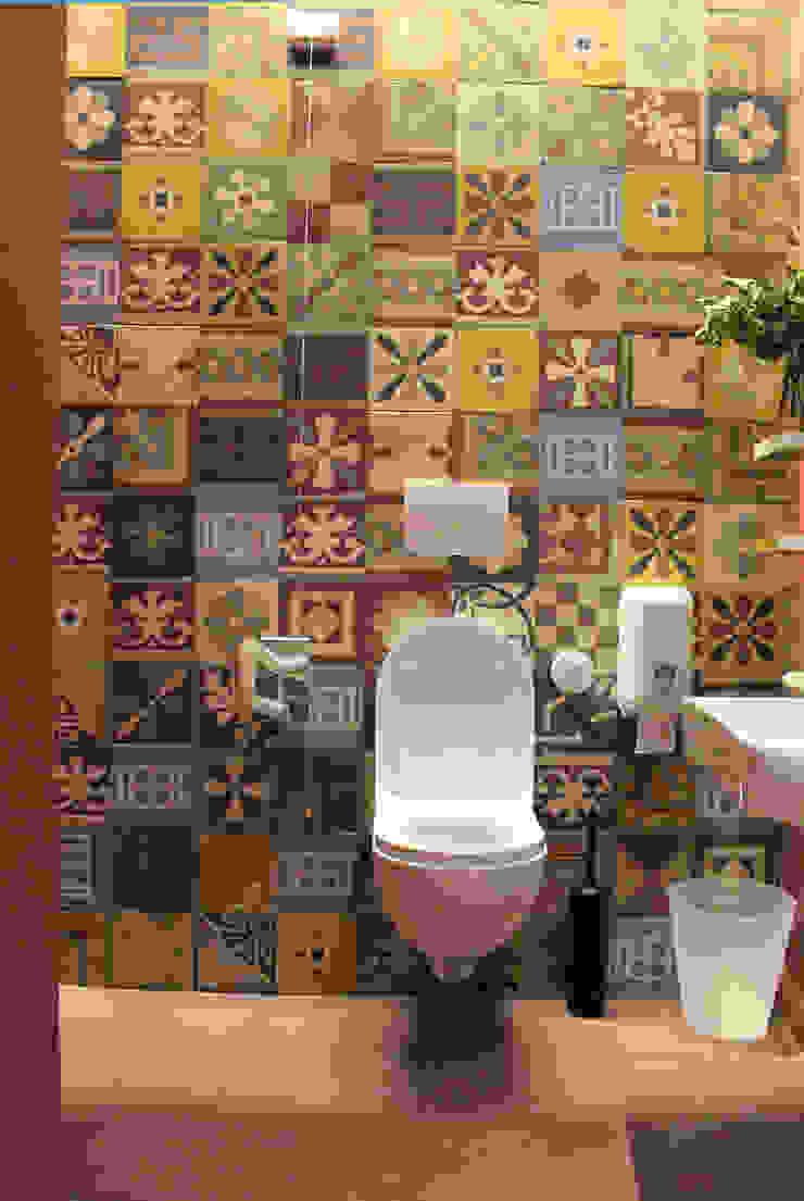 Modern Bathroom by Romano pavimenti Modern Tiles
