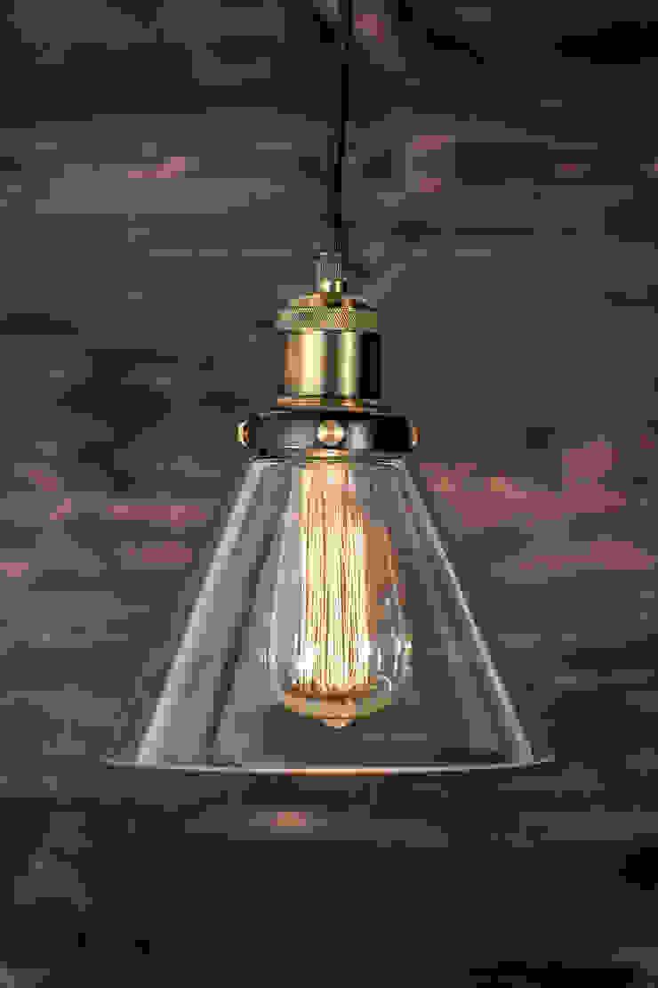 NEW YORK LOFT NO. 1 – LAMPA WISZĄCA od Altavola Design Sp. z o.o. Industrialny