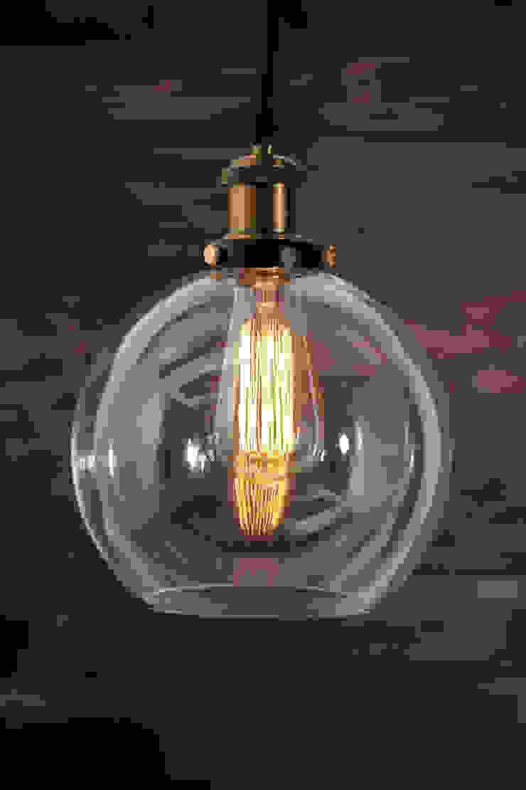 NEW YORK LOFT NO. 2-LAMPA WISZĄCA od Altavola Design Sp. z o.o. Industrialny