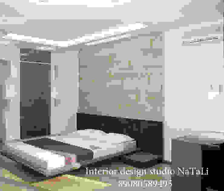 Студия дизайна интерьера Натали Спальня в стиле модерн от Студия дизайна Натали Модерн