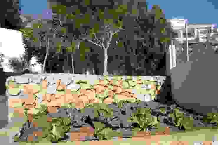 Jardines de estilo moderno de Architect Hugo Castro - HC Estudio Arquitectura y Decoración Moderno
