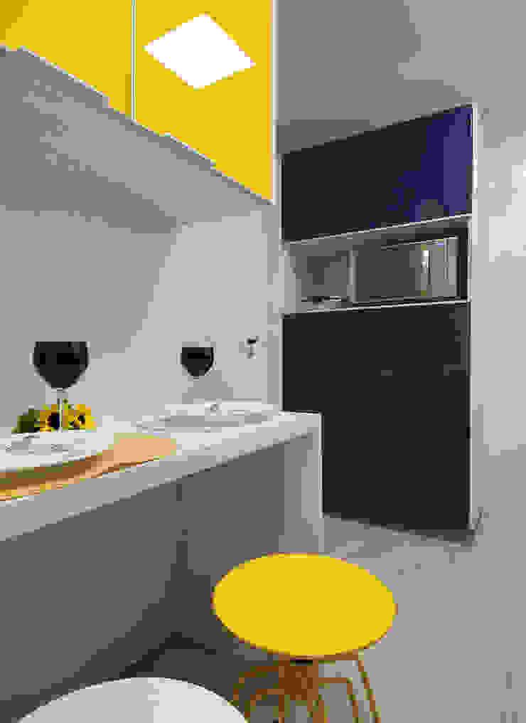 Apartamento Morumbi Cozinhas clássicas por Figoli-Ravecca Arquitetos Associados Clássico