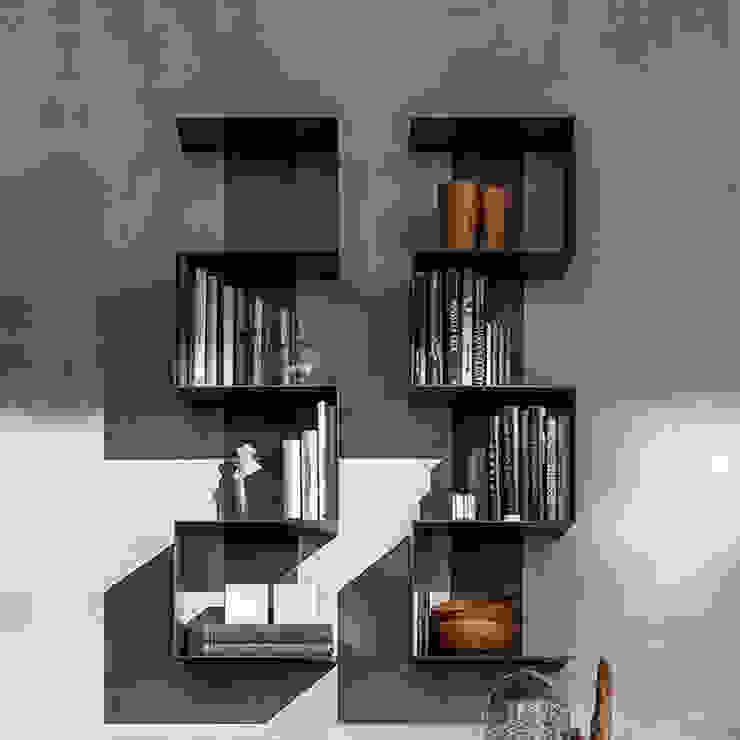 Projekty,   zaprojektowane przez My Italian Living, Nowoczesny Matal