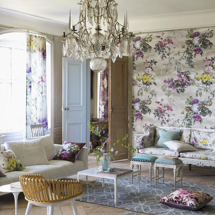 Designers Guild Autunm/ Winter collections 2015 por Pedroso&Osório Moderno