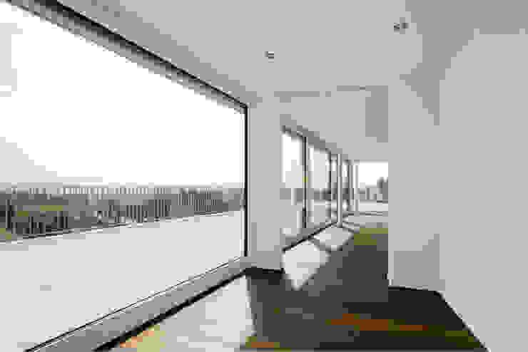 """Wohnüberbauung """"Vinea"""", Rottenschwil (AG) Moderne Arbeitszimmer von a4D Architekten AG Modern"""