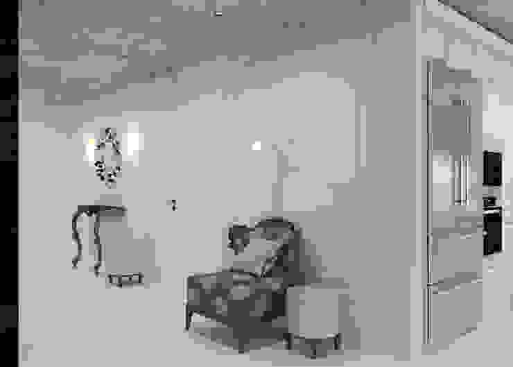 3D GROUP의  복도 & 현관