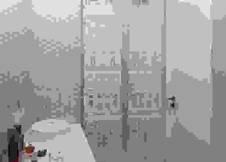Душевая Fornasetti Ванная комната в стиле минимализм от 3D GROUP Минимализм