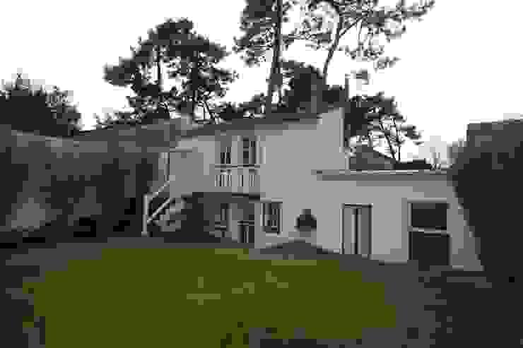 La maison roulante AVANT / APRES par Frédéric TABARY