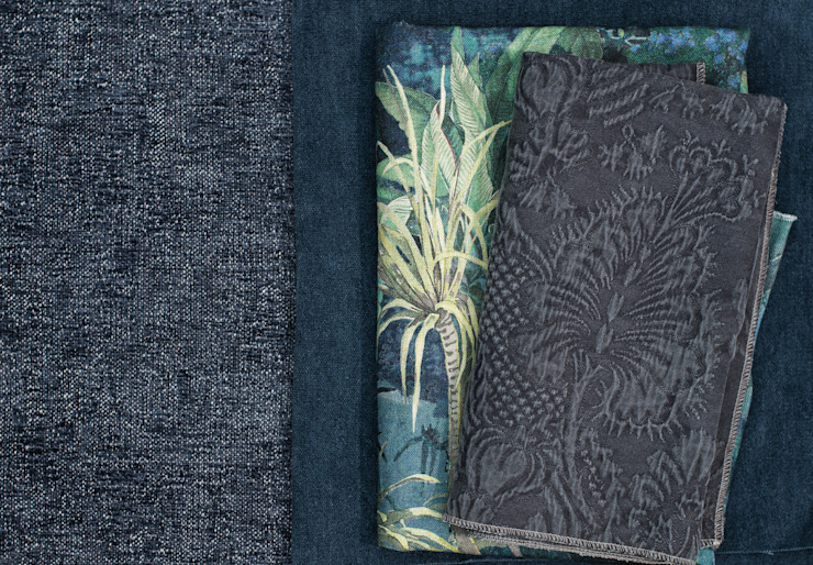 Colecção Equador 2015, marca <q>barbara osorio fabrics</q>:  tropical por Pedroso&Osório,Tropical