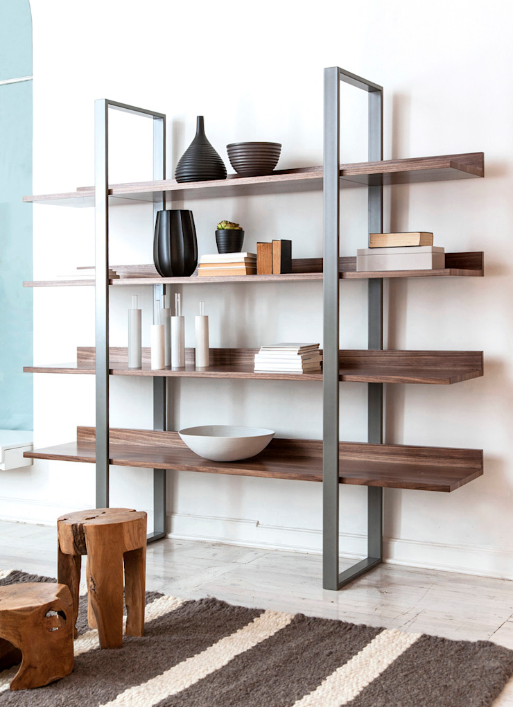 Solsken Living roomShelves