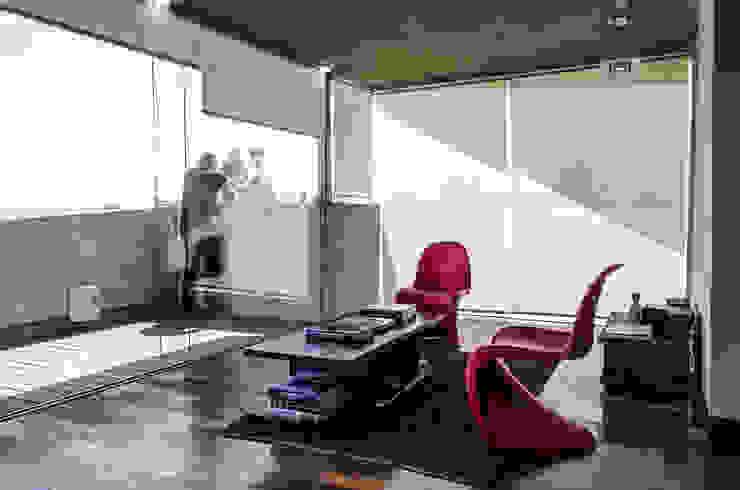 Casa Xafix / Arkylab Estudios y despachos modernos de Oscar Hernández - Fotografía de Arquitectura Moderno