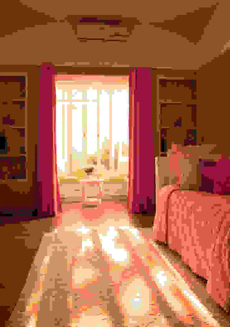 Cuarto de Niña Dormitorios infantiles modernos de Interiorisarte Moderno