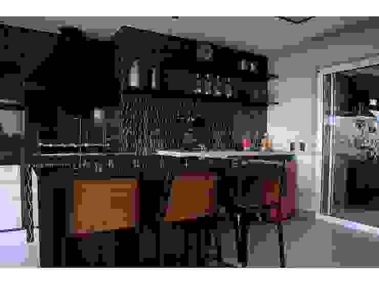 LX Arquitetura Dapur Modern