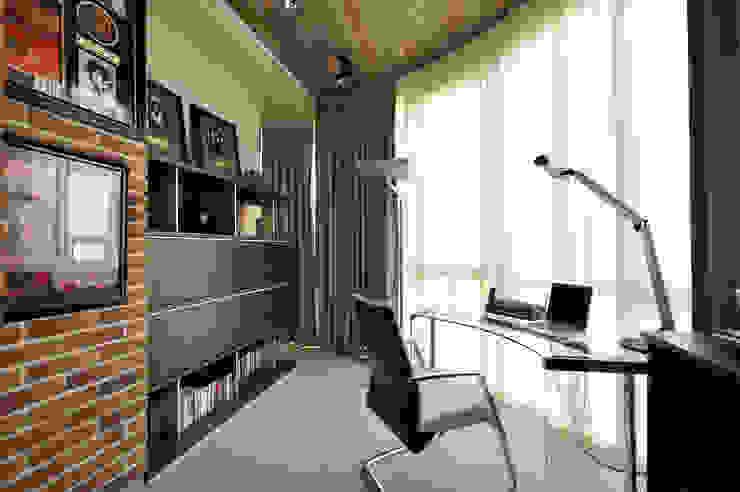 Квартира на Староволынской Рабочий кабинет в стиле лофт от Дизайн-студия «ARTof3L» Лофт