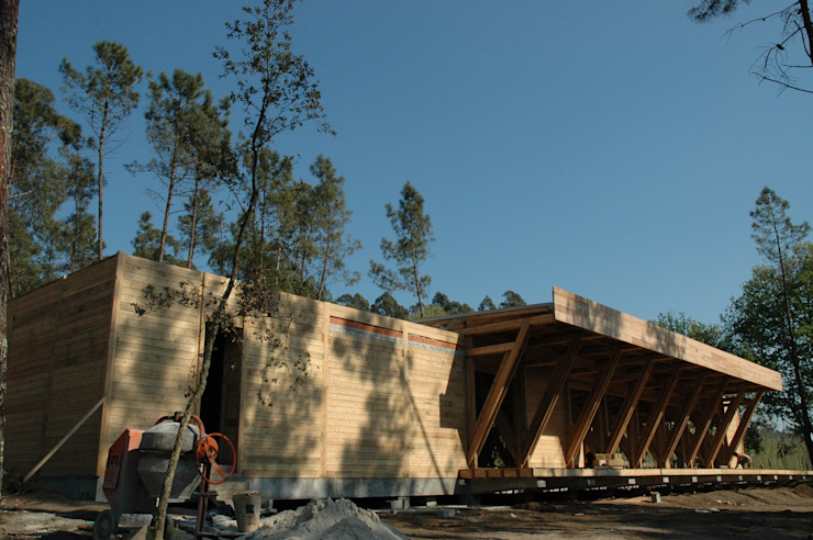 NORMA | Nova Arquitectura em Madeira (New Architecture in Wood) Event venues Solid Wood Wood effect