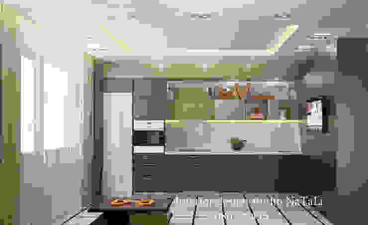 Дизайн интерьера Кухня в стиле модерн от Студия дизайна Натали Модерн