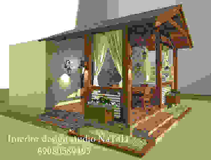 Дизайн интерьера Сад в стиле модерн от Студия дизайна Натали Модерн