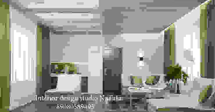 Дизайн интерьера Гостиная в стиле модерн от Студия дизайна Натали Модерн