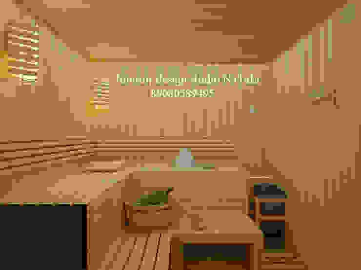 Spas de estilo moderno de Студия дизайна Натали Moderno