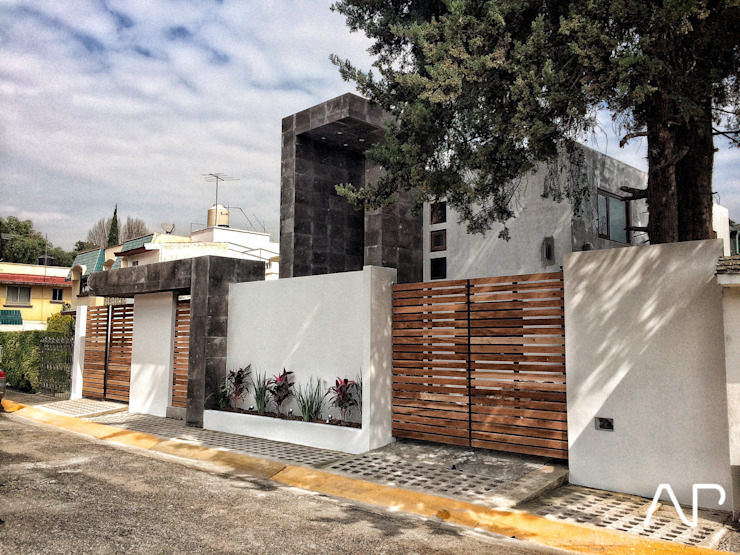 Casa Mayorazgos Casas modernas de AP studioarq Moderno