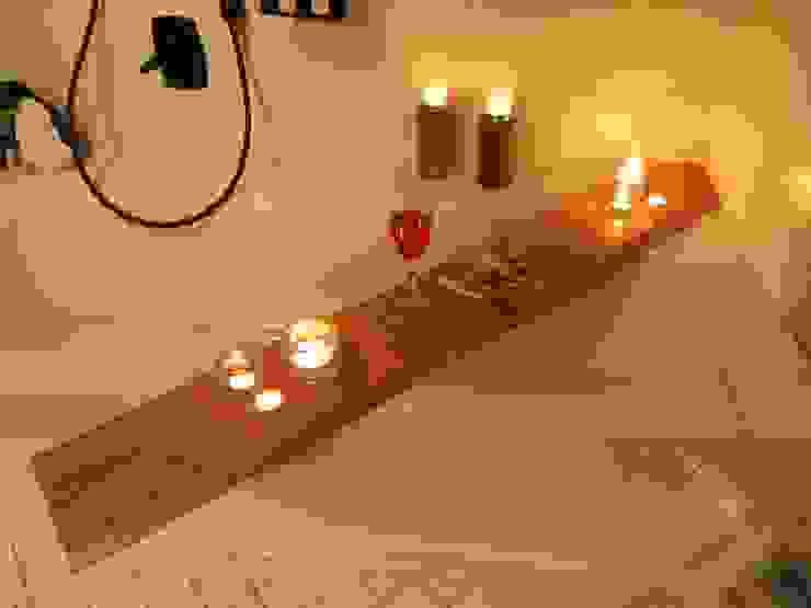 Schöner Wohnen mit Holz BathroomShelves