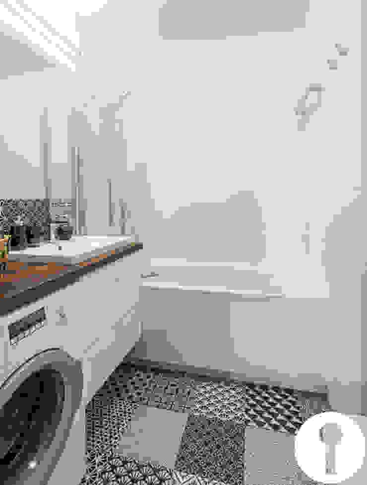 Nowoczesne mieszkanie Nowoczesna łazienka od Urządzamy pod klucz Nowoczesny