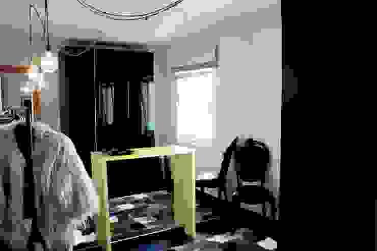 MORADIA PARK Closets modernos por ARQAMA - Arquitetura e Design Lda Moderno