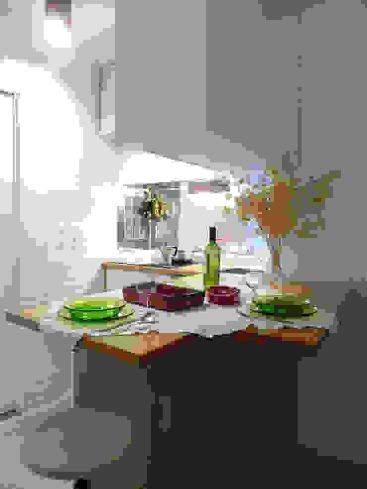 atelier B-L Mediterranean style dining room