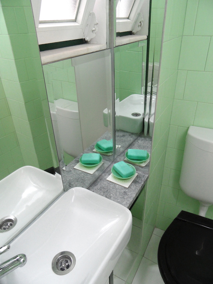 atelier B-L Mediterranean style bathrooms