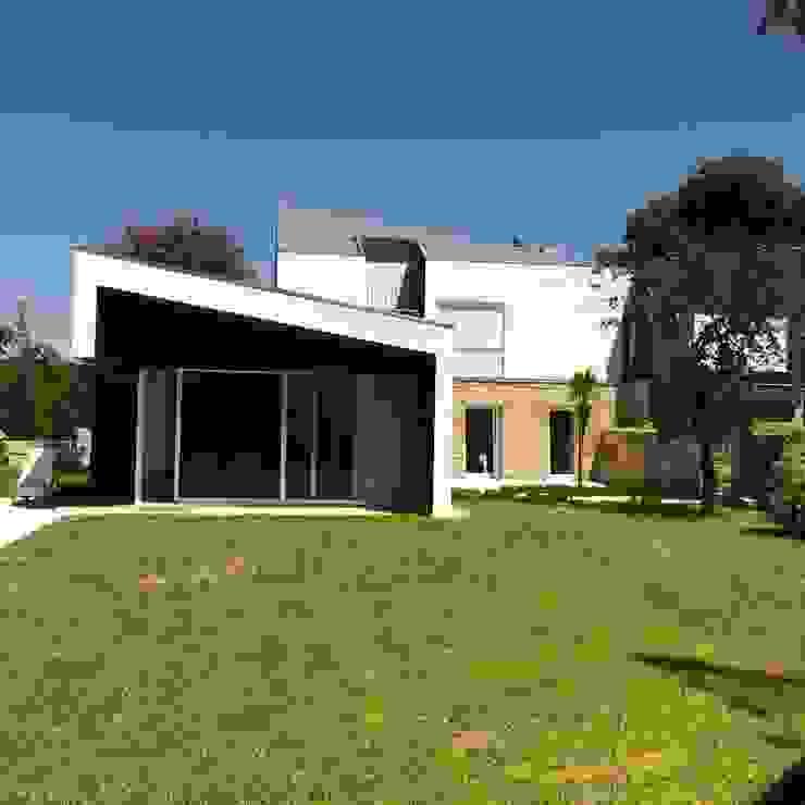 Bárbara abreu Arquitetos Modern houses