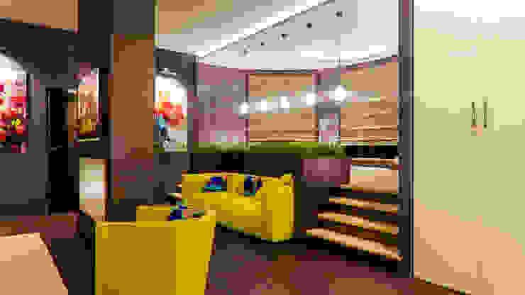 Hotelsuite, Hessen, Germany Moderne Wohnzimmer von Insight Vision GmbH Modern