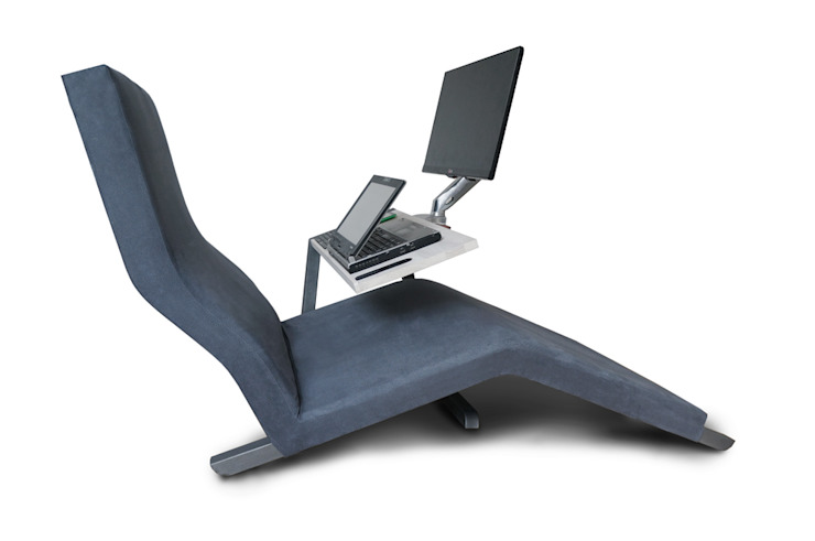 WorkSpace pro od FINITA Tomasz Janiszewski Minimalistyczny
