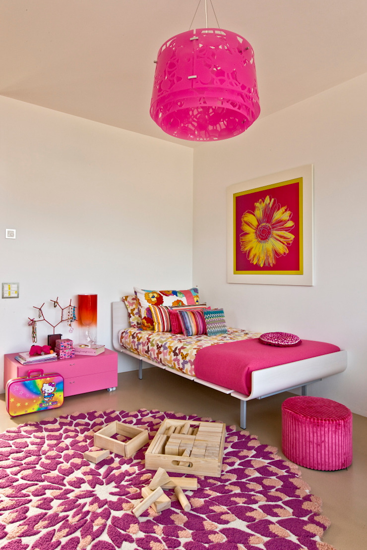 Kids Bedroom Chambre d'enfant originale par Viterbo Interior design Éclectique