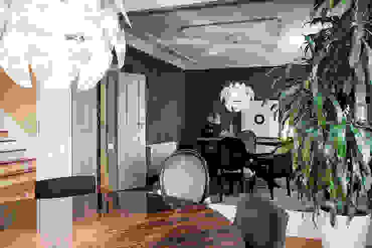 Residência Foz Salas de jantar modernas por Jorge Cassio Dantas Lda Moderno