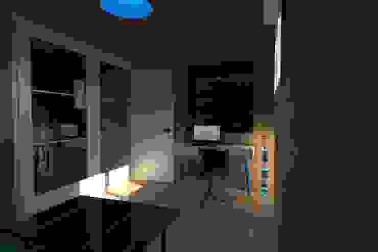 Skandinavische Arbeitszimmer von HOME LAB' Skandinavisch