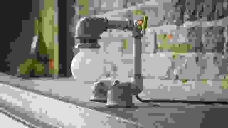 de estilo industrial por Kozo Lamp Poland, Industrial