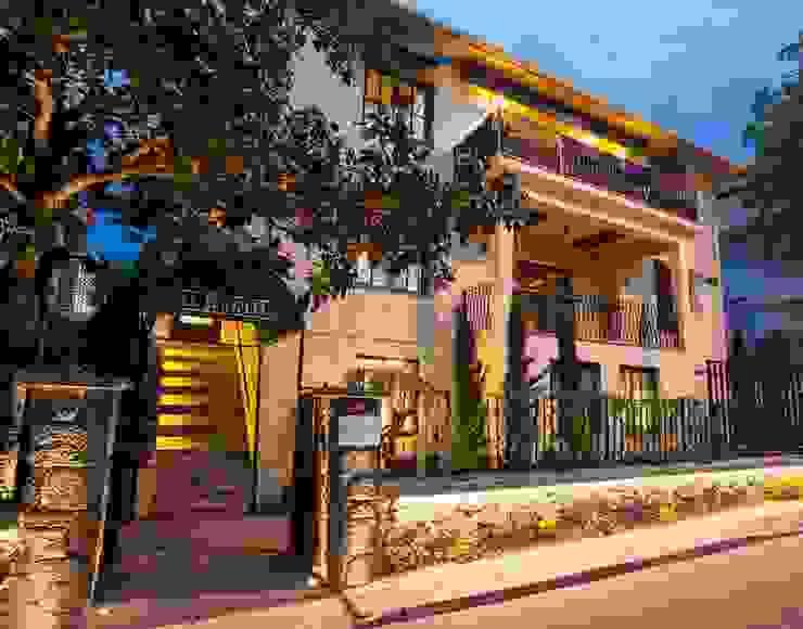 Hedef Aydınlatma Balconies, verandas & terraces Lighting Metal Black