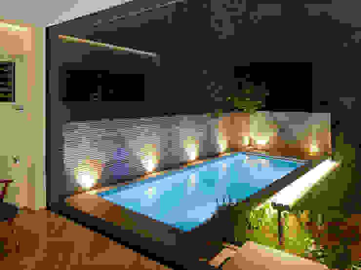 Pool by aichberger architektur ZT, Modern